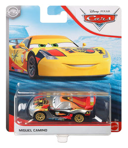 DISNEY CARS DIECAST - Silver Collection Miguel Camino