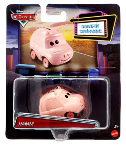 DISNEY CARS DIECAST Pixar Drive-In Series - Hamm