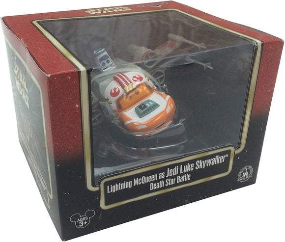 DISNEY CARS DIECAST Star Wars - Lightning McQueen as Luke Skywalker