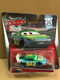 DISNEY CARS DIECAST - Johnny Blamer aka Faux Wheel Drive