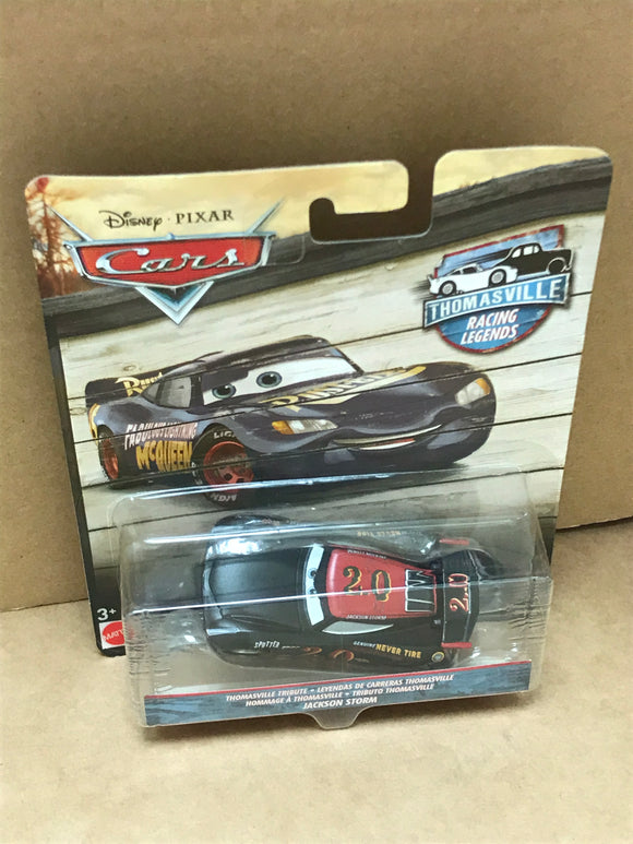 DISNEY CARS 3 DIECAST - Thomasville Racing Legends Jackson Storm