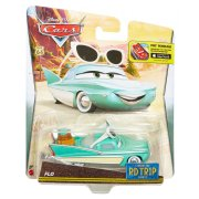 DISNEY CARS DIECAST - Road Trip Flo