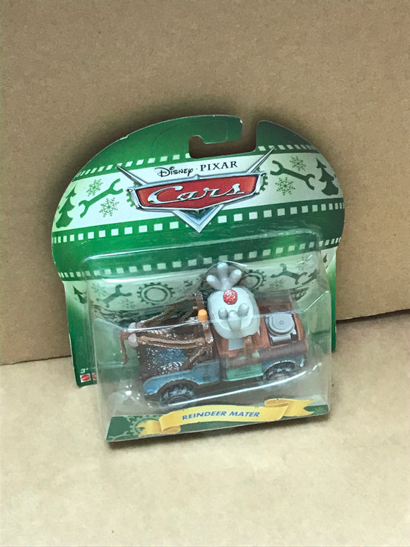 DISNEY CARS DIECAST - Christmas Edition - Reindeer Mater