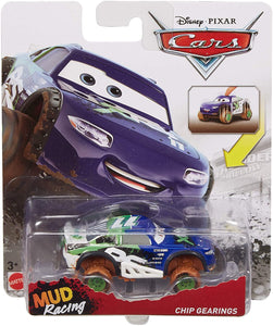 DISNEY CARS DIECAST XTREME Racing Series (XRS) - Chip Gearings