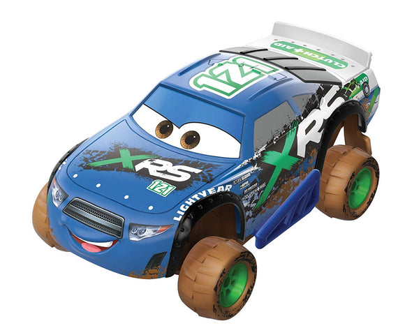 DISNEY CARS DIECAST XTREME Racing Series (XRS) - Clutch Aid