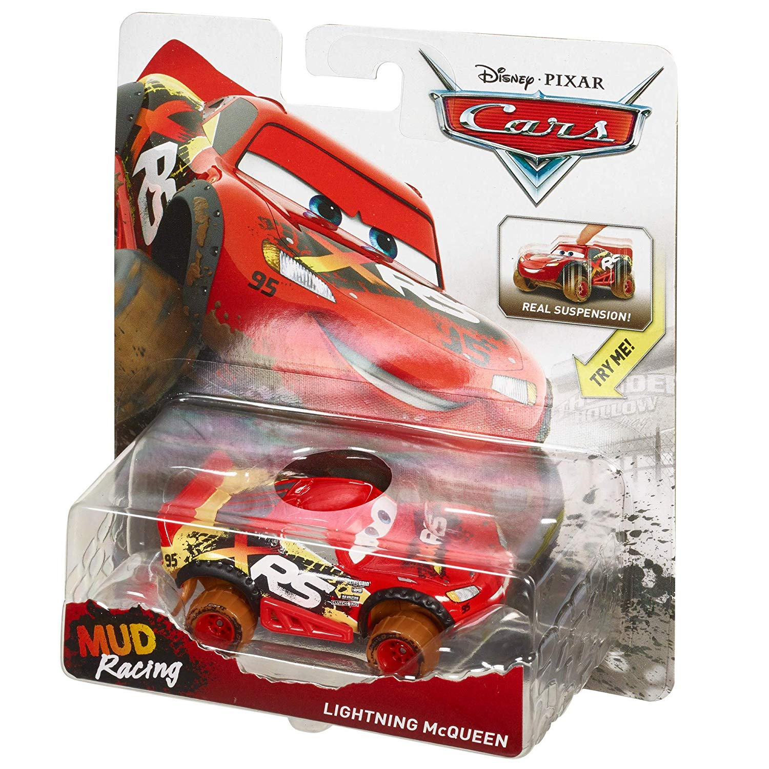 Disney Cars Diecast Xtreme Racing Series Xrs Lightning Mcqueen