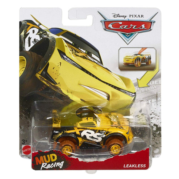 DISNEY CARS DIECAST XTREME Racing Series (XRS) - Leakless