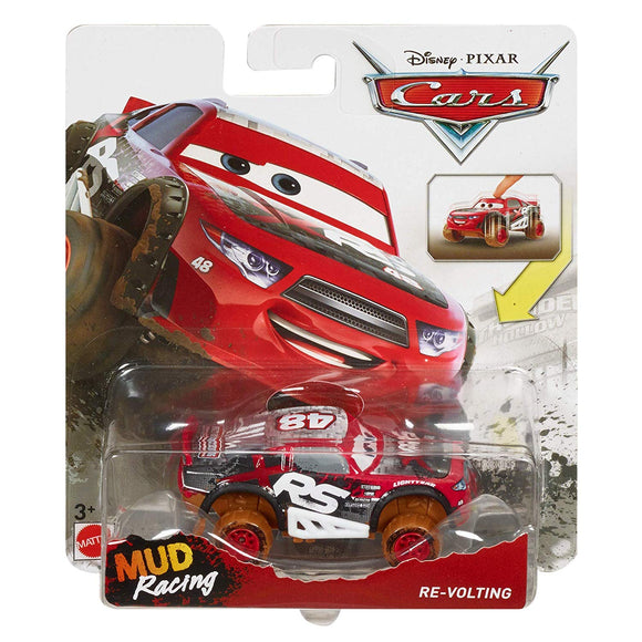 DISNEY CARS DIECAST XTREME Racing Series (XRS) - Revolting
