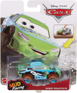 DISNEY CARS DIECAST XTREME Racing Series (XRS) - Bobby Roadtesta