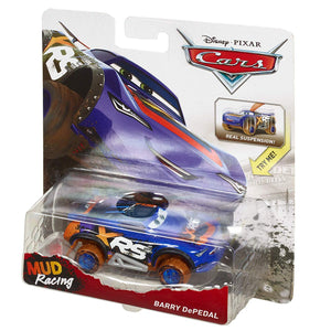 DISNEY CARS DIECAST XTREME Racing Series (XRS) - RPM aka Barry DePedal