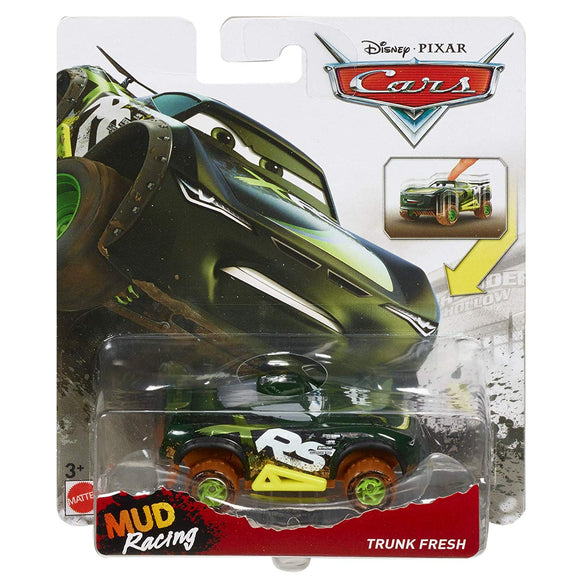 DISNEY CARS DIECAST XTREME Racing Series (XRS) - Trunk Fresh