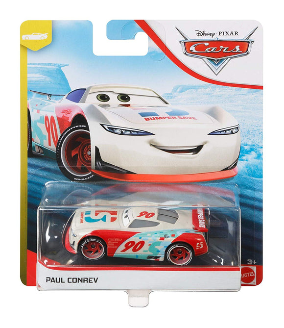 DISNEY CARS 3 DIECAST - Paul Conrev