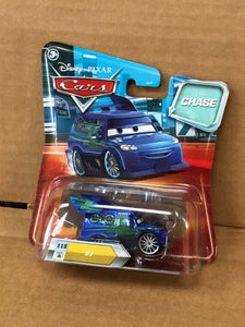 DISNEY CARS DIECAST - Chase Metallic DJ