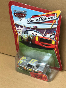 DISNEY CARS DIECAST - Darrell Cartrip