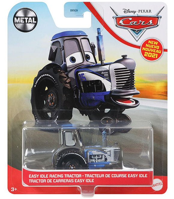 DISNEY CARS 3 DIECAST - Easy Idle Racing Tractor