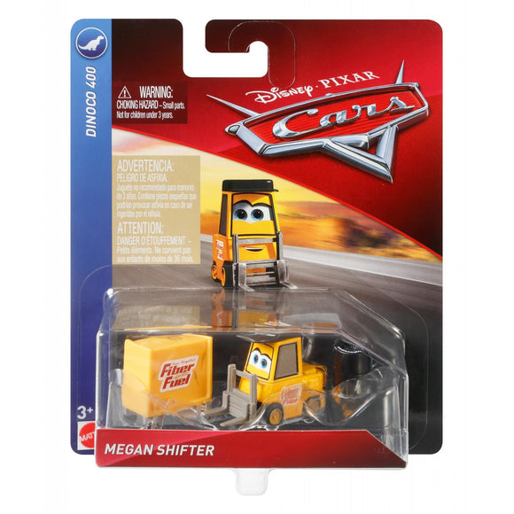 DISNEY CARS DIECAST - Fiber Fuel Pitty - Megan Shifter