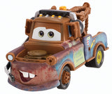 DISNEY CARS DIECAST - Race Team Mater With Headset
