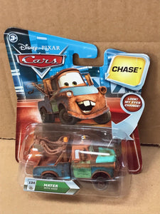 DISNEY CARS DIECAST - Mater With Hood