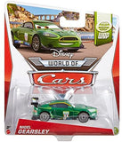 DISNEY CARS DIECAST - Nigel Gearsley