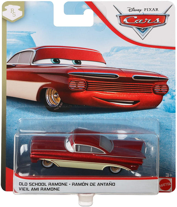 DISNEY CARS DIECAST - Old School Ramone