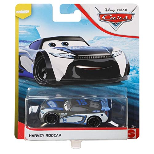 DISNEY CARS 3 DIECAST - Harvey Rodcap
