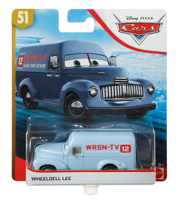 DISNEY CARS 3 DIECAST - Wheeldell Lee