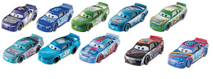DISNEY CARS 3 DIECAST - Old Generation Racers 10 Pack set - FPV65