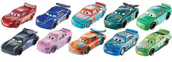 DISNEY CARS 3 DIECAST - Speedway of the South Pack 1 with Bobby Roadtesta - FPV67