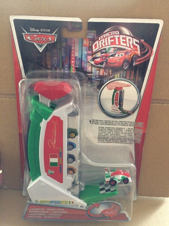 DISNEY CARS - Micro Drifters Launcher