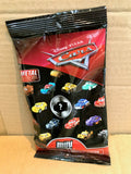 DISNEY CARS DIECAST - Sealed Blind Bag Mini Racers - Bag No 14 - Metallic Jackson Storm