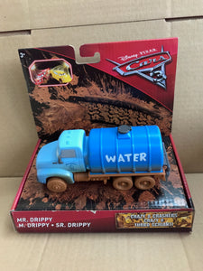 DISNEY CARS 3 - Crazy 8 Crashers - Mr Drippy