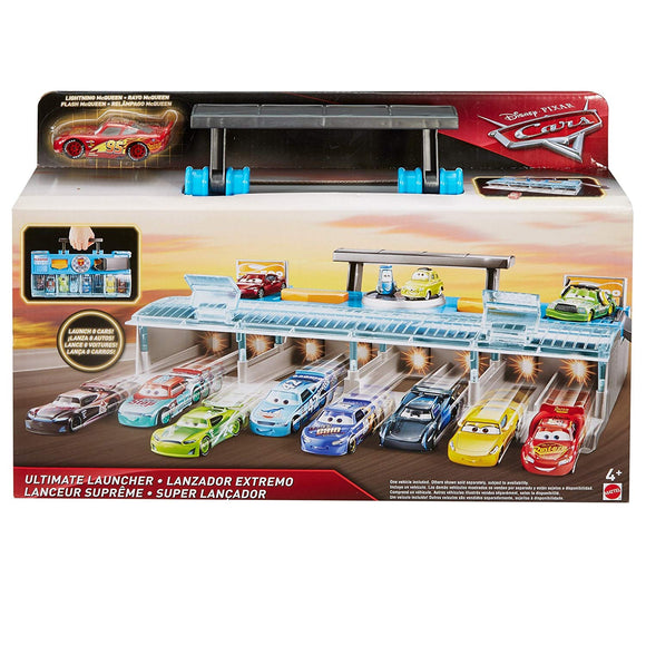 DISNEY CARS  - Ultimate Launcher Carry Case