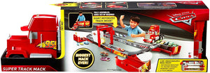 DISNEY CARS - FPK72 - Super Track Mack Playset