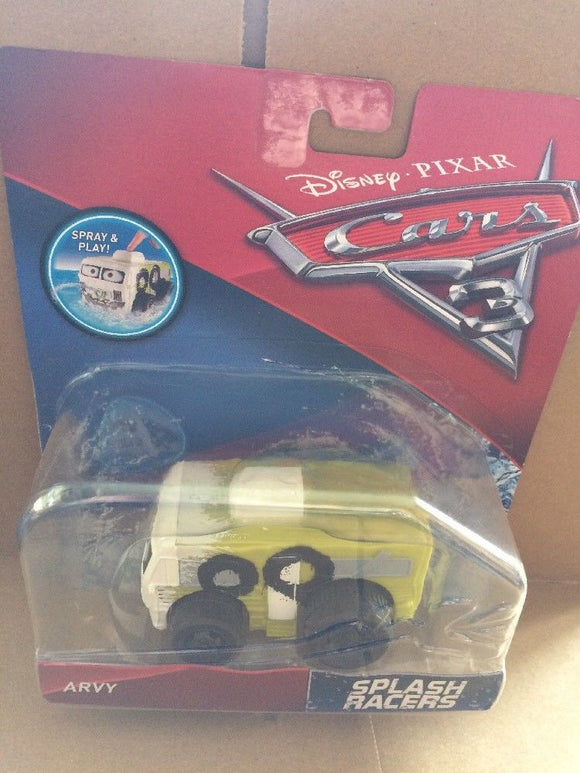 DISNEY CARS 3 Splash Racers - Arvy