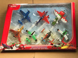 DISNEY PLANES DIECAST - Wings around the globe 7-pack set 1