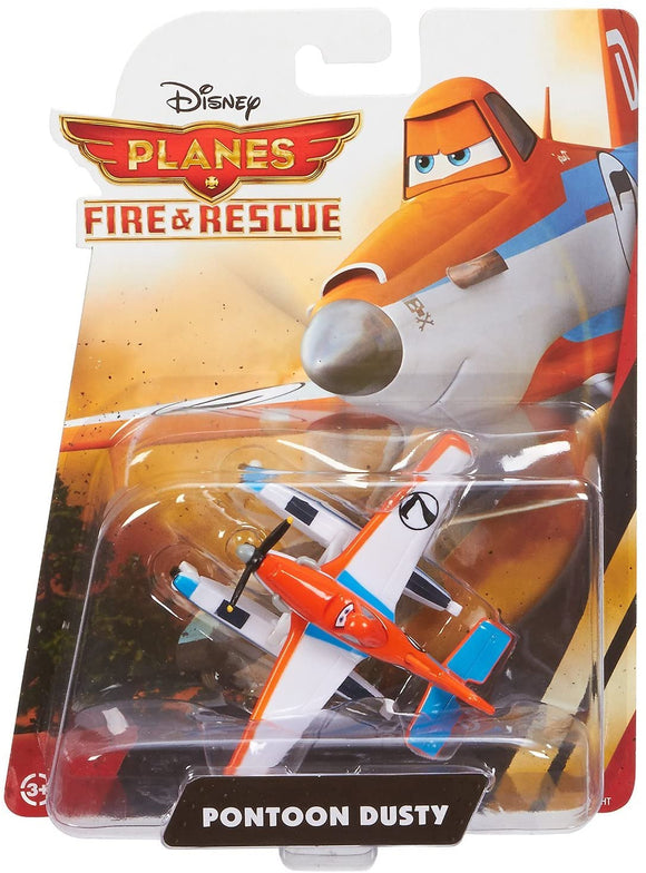 DISNEY PLANES DIECAST - Pontoon Dusty