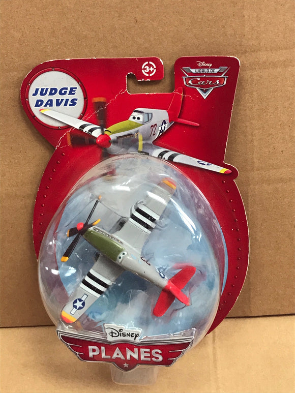DISNEY PLANES DIECAST - Judge Davis