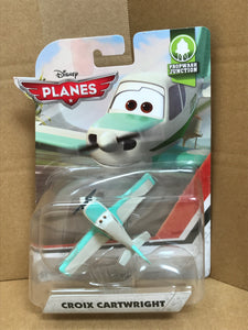 DISNEY PLANES DIECAST - Croix Cartwright