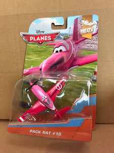 DISNEY PLANES DIECAST - Pack Rat