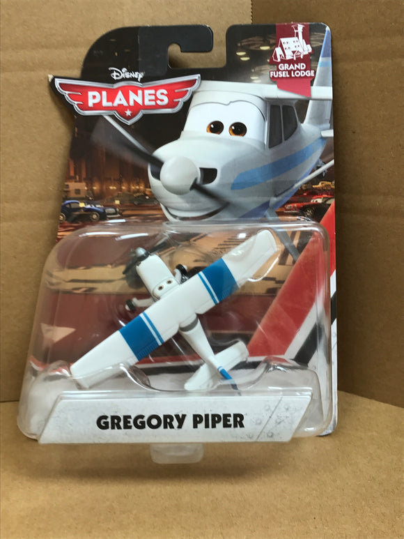 DISNEY PLANES DIECAST - Gregory Piper
