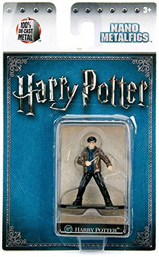 Harry Potter Nano Metalfigs HP2 - Harry Potter Year 7