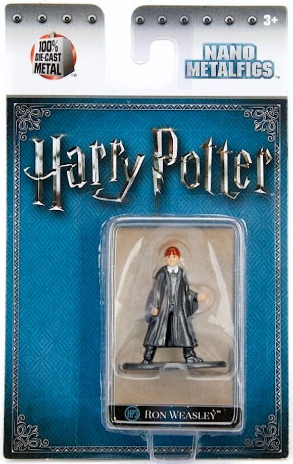 Harry Potter Nano Metalfigs HP3  - Ron Weasley Year 1