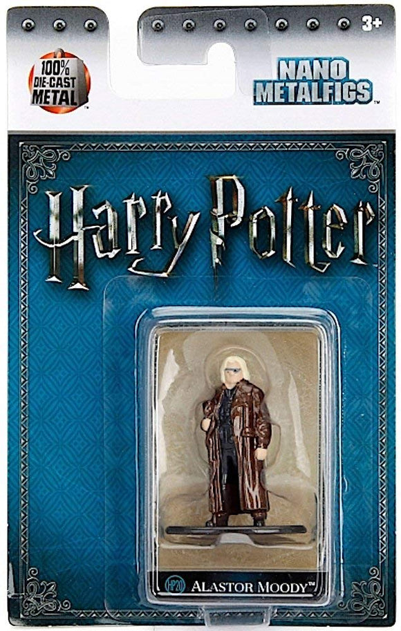 Harry Potter Nano Metalfigs HP20 - Alastor Moody