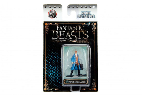 Fantastic Beasts Nano Metalfigs HP11 - Newt Scamander