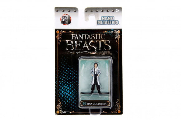 Fantastic Beasts Nano Metalfigs HP12 - Tina Goldstein