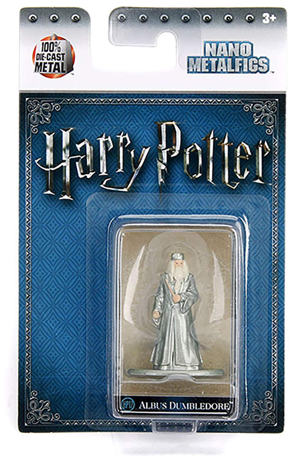 Harry Potter Nano Metalfigs HP17 - Albus Dumbledore Year 3