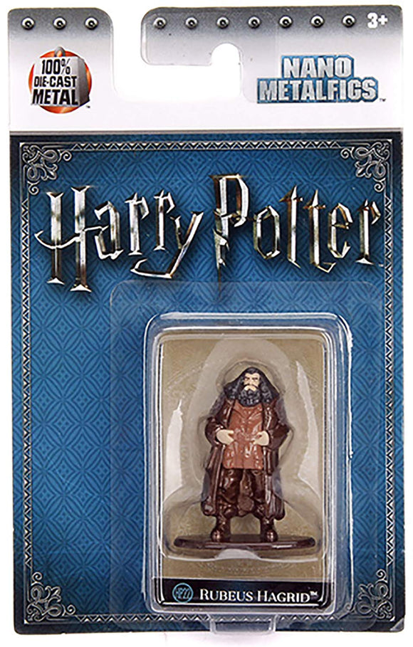 Harry Potter Nano Metalfigs HP22 - Rubeus Hagrid