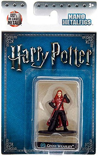 Harry Potter Nano Metalfigs HP31 - Ginny Weasley (Quidditch)