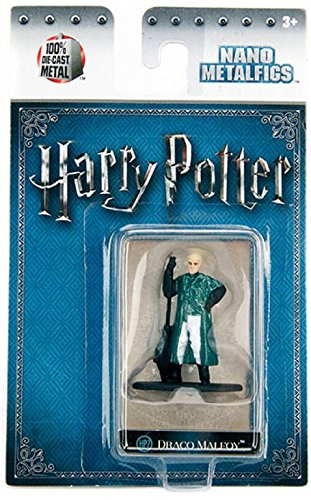 Harry Potter Nano Metalfigs HP7 - Draco Malfoy Quidditch