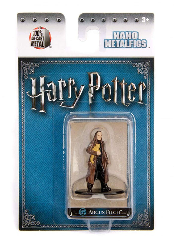 Harry Potter Nano Metalfigs HP8 - Argus Filch